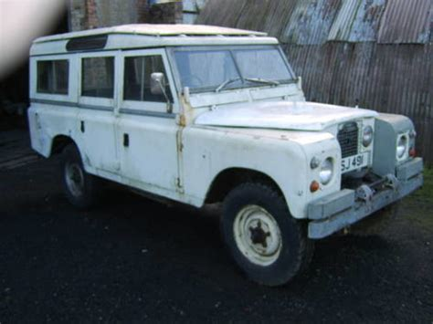 land rover safari for sale for sale land rover station wagon safari lwb 1956