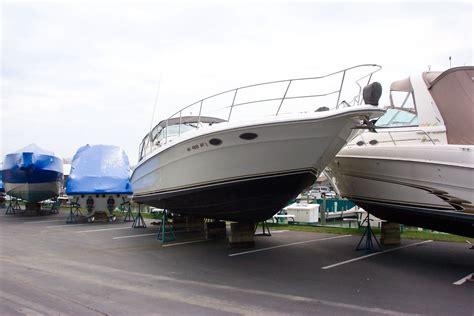 boat brokers harrison township mi 1995 sea ray 400 express power boat for sale www