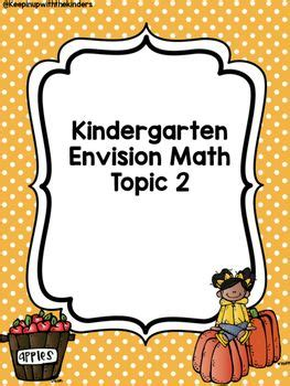 Envision Math Kindergarten Worksheets by 1000 Ideas About Envision Math Kindergarten On Reading Wonders Envision Math And