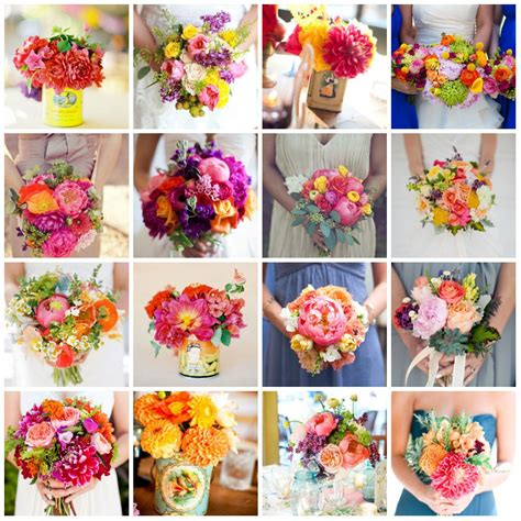 mexican theme inspired wedding bouquets mexicana mexicans