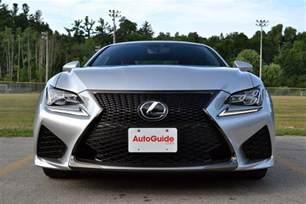 Lexus Rcf Price 2016 Lexus Rc F Review Autoguide News