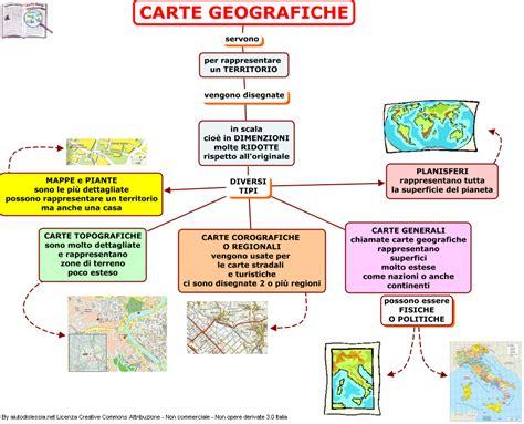formazione pearltrees tipi di carte geografiche pearltrees