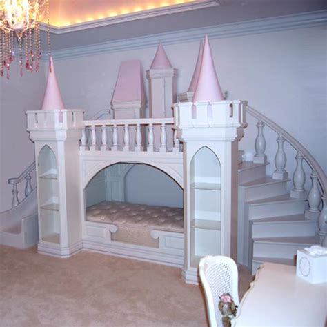 Posh Bunk Beds Princess Palace Playhouse Bed And Luxury Baby Cribs In