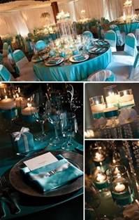 theme wedding reception decorations blue wedding themed wedding reception ideas 2060954 weddbook