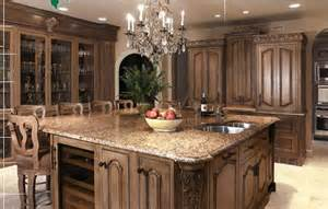 Old World Style Kitchen Cabinets by The Way To Integrate Old World Style Kitchen On Your Home