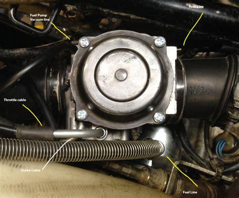 suzuki quadrunner  carburetor diagram wiring