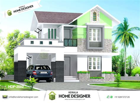 kerala home design and cost kerala style house plans with cost