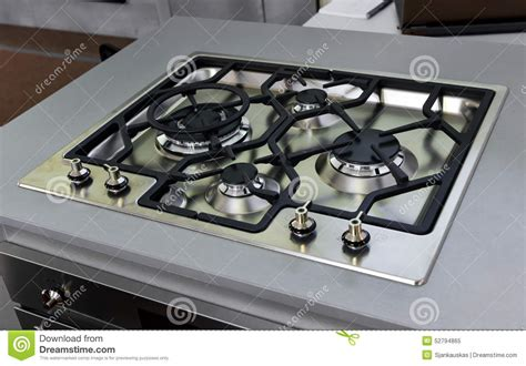 best gas stocks gas stove top stock photo image 52794865