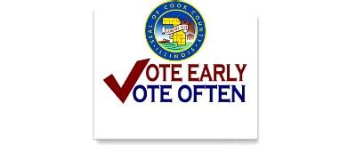 Vote For Lets Visit Asia At The Travvies Awards by Cook County Voting Machine Wont Let Republican Vote For