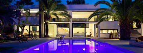 villette con piscina e giardino ibiza affitto villa con piscina e giardino esotico