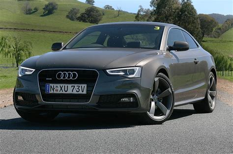 Audi Quattro 5 by Audi A5 Coupe Quattro Specs