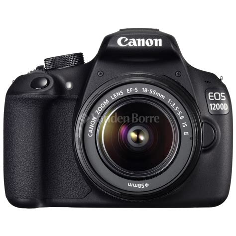 Canon 1200d Lensa 18 55 canon eos 1200d 18 55 is ii bij vanden borre gemakkelijk