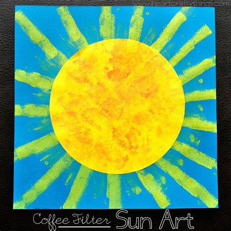 sun craft for 25 best ideas about sun crafts on weather
