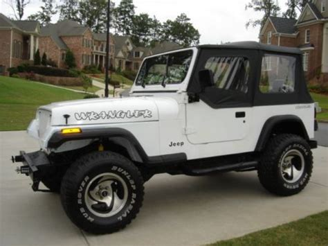 Jeep Wrangler For Sale In Maine 1995 Jeep Wrangler For Sale Bangor Maine