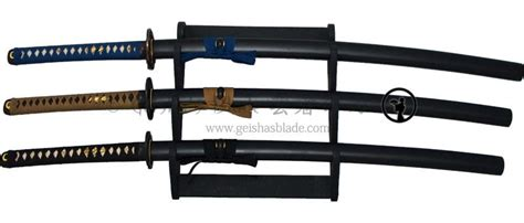 Blade Rack by 3 Tier Sword Wall Rack Geisha S Blade