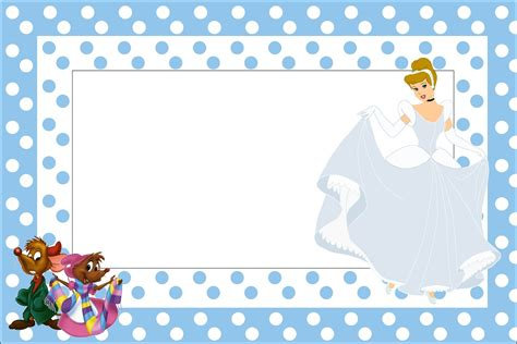 cinderella printable party decorations cinderella birthday party free printable invitations