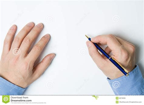 person writing on paper person writing on paper royalty free stock images image