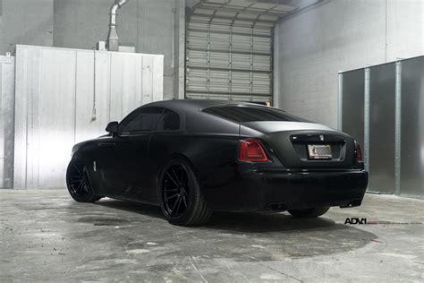 roll royce wraith black rolls royce wraith adv5 2 track spec cs wheels