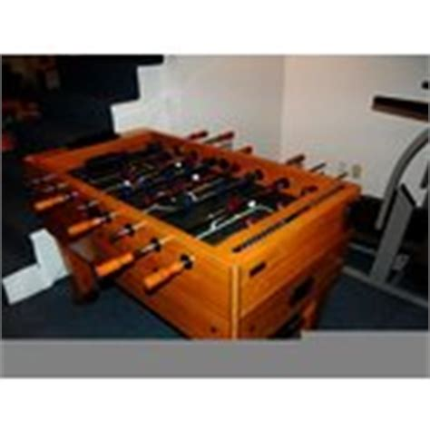 harvard foosball table with electronic scoring harvard heavy duty foosball table w electronic scoring