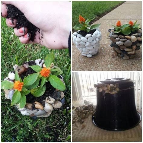 diy planter ideas easy container garden ideas diy projects for front yard
