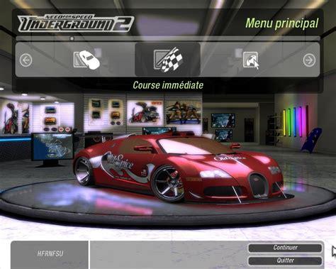 download mod game underground 2 need for speed underground 2 bugatti veyron drift mod