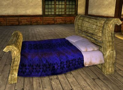 how to be rough in bed item rough gondorian sleigh bed lotro wiki com