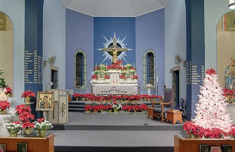 wedding in church ideas for church christmas decor