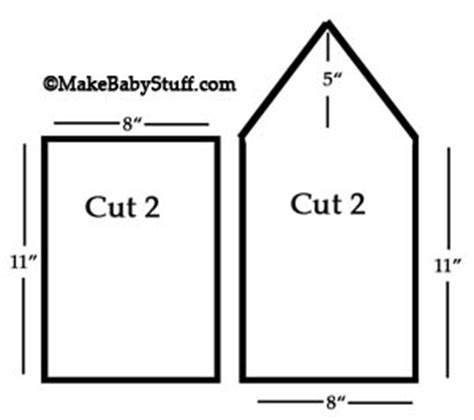 diaper holder pattern free diaper hanger sewing pattern my sewing patterns
