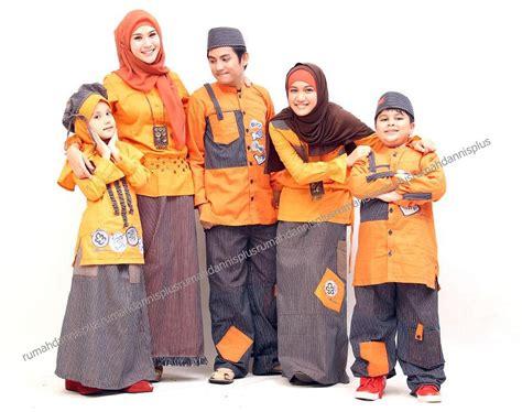 Baju Muslim Dannis Sarimbit Rumah Dannis Plus Busana Sarimbit