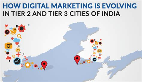 Tier 2 Colleges For Mba In India by How Digital Marketing Is Evolving In Tier 2 And Tier 3 Cities