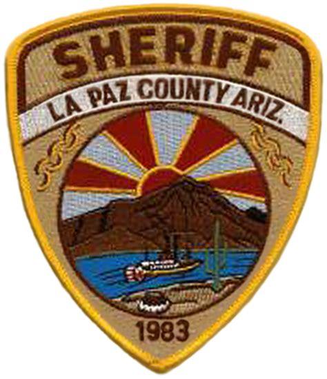 La Paz County Arrest Records La Paz County Sheriff S Office