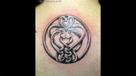love knot tattoo designs celtic knot design
