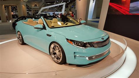 kia convertible models kia optima convertible by granturismomh on deviantart