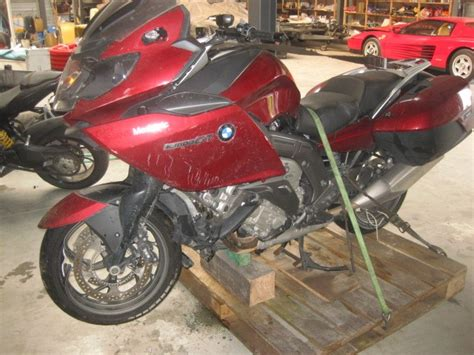 Motorrad Unfallfahrzeuge Kaufen by Bmw K 1600 Gt Unfallwagen Moto