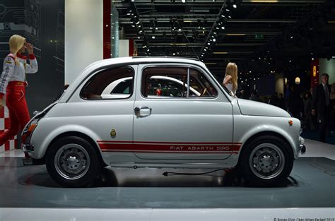 Abarth 595 Ss Frankfurt Motor Show Fiat Abarth 595 Ss 3 Ran When Parked