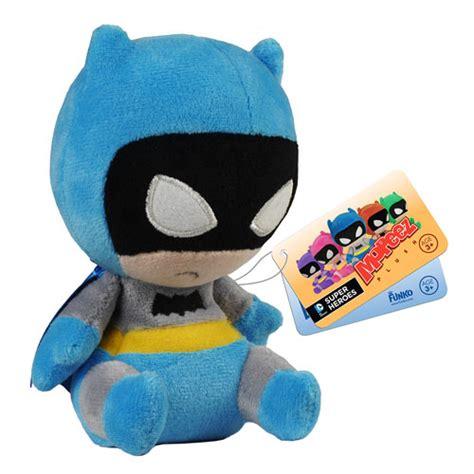 Funko Pop Batman Blue Rainbow 75th Anniversary Batman batman 75th anniversary blue rainbow batman mopeez plush funko batman plush at