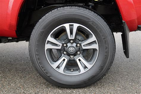 Tires For Toyota Review 2016 Toyota Tacoma Canadian Auto Review