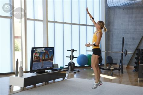 Ea Fitness 2 by Ea Sports Active 2 Review For Ps3 Wii Xbox 360 The Hut