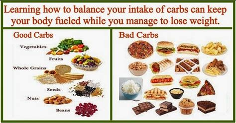 5 bad carbohydrates new exles of protein and carbs exle