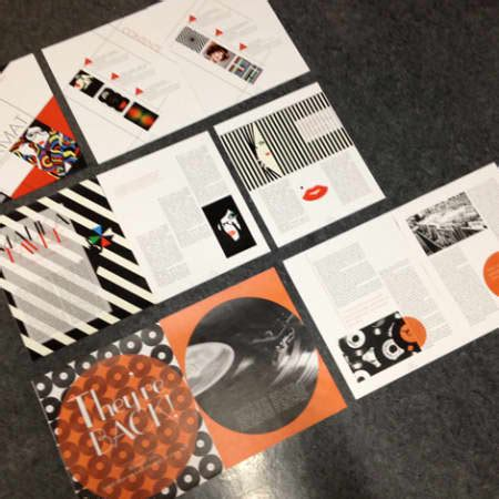 magazine layout design course introduction to magazine layout central saint martins ual