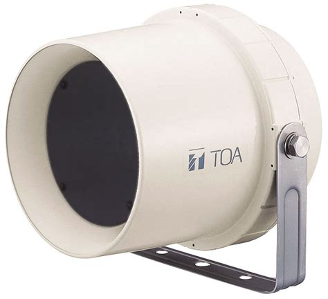 Speaker Toa Indoor toa cs 64 6w wide range paging speaker compass