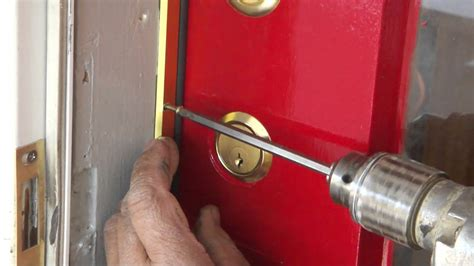 Exterior Door Weather Seal How To Install Weather Stripping With A Door