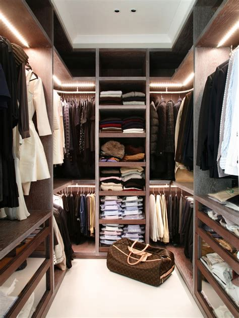 Cool Wardrobe Ideas by 75 Cool Walk In Closet Design Ideas Shelterness