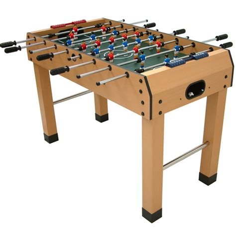 Table Soccer by Mighty Mast Table Football Indoor Soccer Tables Uk