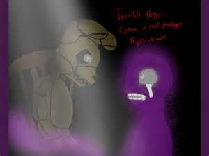 Plushtrap and vincent by yukithenightguard on deviantart