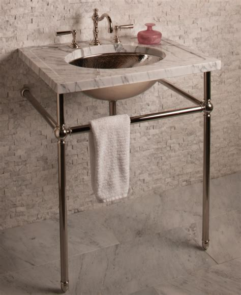 bathroom vanities ct 27 quot forest vintage sink console carrara marble