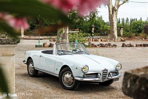 Alfa Romeo Veloce Spider by 1960 Alfa Romeo Giulietta Spider Veloce Petrolicious