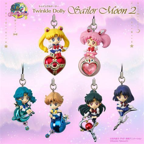 Sailormoon Twinkle Dolly Vol 03 Small Twinkle Dolly Vol 2 Sailor Neptune