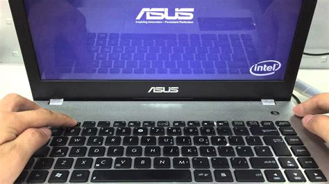 Asus Laptop Bios Access Level how to enter the bios configuration of my asus laptop