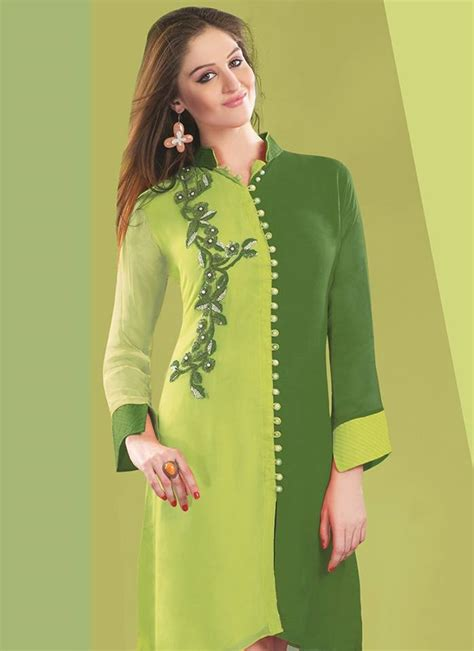 Kurta Pattern For Ladies 2015 | new ladies kurta designs 2015 2016 trend in india and